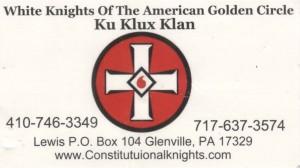 White Knights I