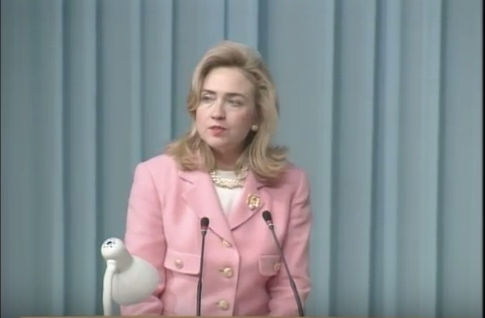 hillary clinton women s rights are human s rights It was 20 years ago this month when hillary clinton famously delivered what   hillary was told that by calling women's rights human rights, she was  own  homes and too few see their health and well-being valued in society.